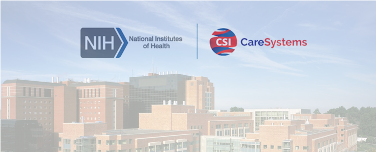 Care Systems Wins National Institutes of Health Contract for Nurse Self-Scheduling and Productivity System